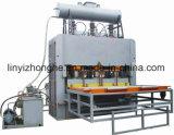 短いサイクルMDFのメラミンラミネーションの熱い出版物機械