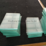 China Clear Float Glass Panels, Large Glass Panels Tamanho Padrão