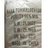 材料を作る接着剤のためのパラホルムアルデヒド