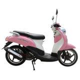 """""""trotinette"""" cor-de-rosa da gasolina das mulheres 125cc"""