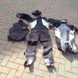 고품질 Heiwa Sheico Yamamoto 내오프렌 Camo 작풍 접착제를 가진 열려있는 세포 Freediving Spearfishing 잠수용 고무옷