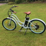 Grosser Bewegungsniedriger Jobstepp-Strand-elektrisches Fahrrad