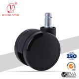가구 기구 Caster&#160를 위한 피마자 바퀴 피마자를 위한 PVC 60mm 회전대 피마자; 내각 피마자 테이블 피마자