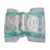 Green Color Picture Dry Surface Sleepy Baby Products Diaper