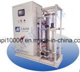 L'ozone pour la stérilisation d'installation de congélation