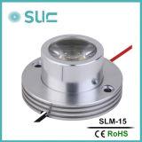 luz Slm-60 IP54 do PONTO do diodo emissor de luz do módulo do diodo emissor de luz de 350mA 700mA