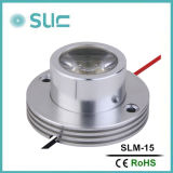 Luz impermeable del PUNTO del módulo LED de la aleación IP54 LED de Alumininum (Slm-60)