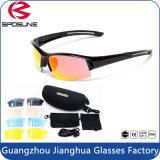 Anti UVA UVB nuovo modo del PC dell'obiettivo di sport esterni degli occhiali da sole anabbaglianti infrangibili che guida correndo i vetri