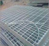 Hete Ondergedompelde Gegalvaniseerde Grating van het Staal van het Platform Vloer Gelaste