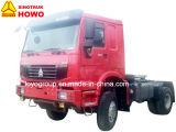 Camion All-Wheel del trattore dell'azionamento di HOWO 4X4 da vendere