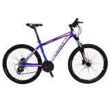 """24 """" /26 """" de bicicleta de montanha da liga /27.5 """" 24-Speed de alumínio"""
