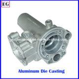 알루미늄 주물 새로운 에너지 차량 기름 팬 연결관 자동차 부속을 정지하십시오