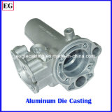 Aluminium Druckguss-Ölwanne-Verbinder-Autoteile