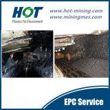 Baixa tecnologia de mineração do tamanho grande da emenda de carvão