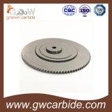 Het CirkelBlad van het Carbide van het wolfram met de Uiteinden van de Zaag