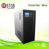 C.C. solar grande del inversor 48V/72V de la capacidad de potencia 8000W