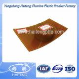 Special de feuille d'unité centrale de feuille de polyuréthane de Brown foncé pour des marchés de fer