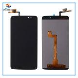 Экран касания LCD мобильного телефона на идол 3 Alcatel 5.5 агрегат цифрователя индикации дюйма Ot6045
