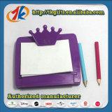 Farbanstrich-Briefpapier-Reißbreit eingestellt mit Qualität