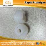Prototipo veloce di nylon di alta precisione bianca di colore