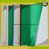 Surtidor transparente de la fábrica de la cubierta del atascamiento de la hoja del PVC