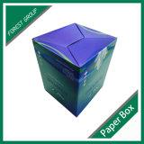 Cadre de empaquetage de carton intense pour le sel