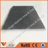 Черный лист плакирования стены потолков PVC цвета