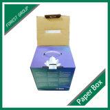 Rectángulo de empaquetado de la cartulina fuerte para la sal
