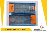 Korloy Cnmg120404-Hm Nc3120&#160 ; Garniture intérieure de fraisage pour la garniture intérieure de fraisage de carbure d'outil