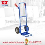 Main lourde Dollys de camion de main pour le camion de palette s'élevant de main d'escaliers (YH-HK020) solides solubles