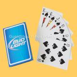 Beste verkaufenbekanntmachende Plastikspielkarten