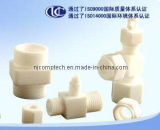 Luftblase Valve mit White Color From China