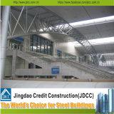 Fácil instalar y transportó las vertientes prefabricadas de la estructura de acero