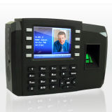 Fingerabdruck-Zeit-Anwesenheit u. Zugriffssteuerung (TFT600-II)