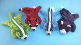 Het niet-gevulde Stuk speelgoed van het Stinkdier voor Huisdieren die met Vier Kleuren bijten