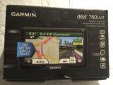 Navegador de Lmt do caminhão 760 de Dezl 760lmt GPS automotriz