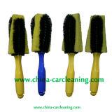 Brosse de WCar/brosse d'écoulement de Brushater roue de voiture/Couler-À travers la brosse/brosse de voiture