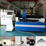 máquina de estaca do laser da fibra da câmara de ar do aço de carbono do aço 500W-3000W inoxidável