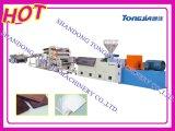 PVC 밀어남 장 생산 라인