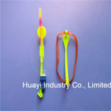 Зарево стрелка СИД кобры выпускает ракету OEM таможни игрушек вертолетов оптовый