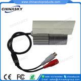 Microphone antipluie de haute fidélité de surveillance de télévision en circuit fermé pour les systèmes de sécurité (CM101W)