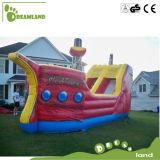 Balão inflável do campo de jogos das crianças do preço de grosso de Factoy, castelo de salto inflável