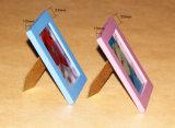 Горячая картинная рамка сбывания отливая оптовую продажу в форму рамки фотоего сырцовой древесины