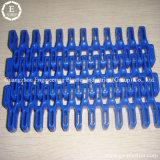 Convceyor sistema OEM personalizado de plástico moldeado por inyección de POM Delrin Cadena transportadora