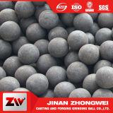 Bolas de pulido para el cemento de la explotación minera y la central eléctrica
