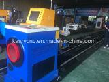 De gemakkelijke CNC van de Buis van de Pijp van de Scheepsbouw van de Verrichting Naadloze Dienst Overzee van de Naverkoop van de Machine van het Gat van het Plasma Scherpe
