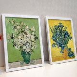 Het Schilderen van olieverfschilderijen het Decoratieve Retro Frame Schilderen van de Woonkamer van de Nostalgie Portiek