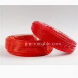 Fio de cobre ou de alumínio do PVC do condutor, fio de construção para o uso da casa