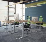 Tableau réglable d'ordinateur de stand de hauteur de meubles de Home Office pour l'usage ergonomique