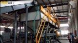 O saco grande dos PP recicl a linha de lavagem e a máquina de recicl plástica